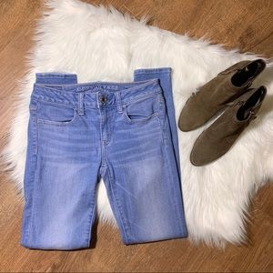 American Eagle Outfitters Stretchy Skinny Jeans